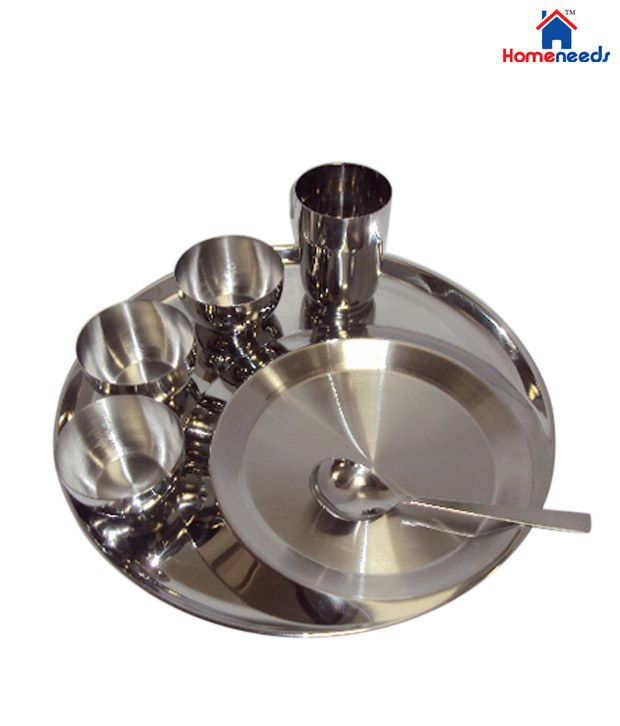Home Needs home needs royal thali set: buy online at best price in india