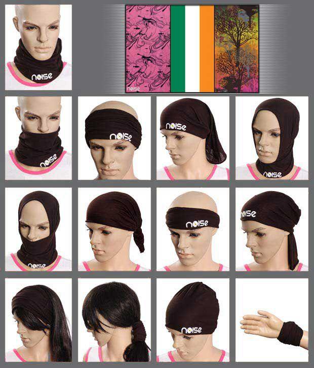 Noise Pretty & Versatile Headwrap Combo