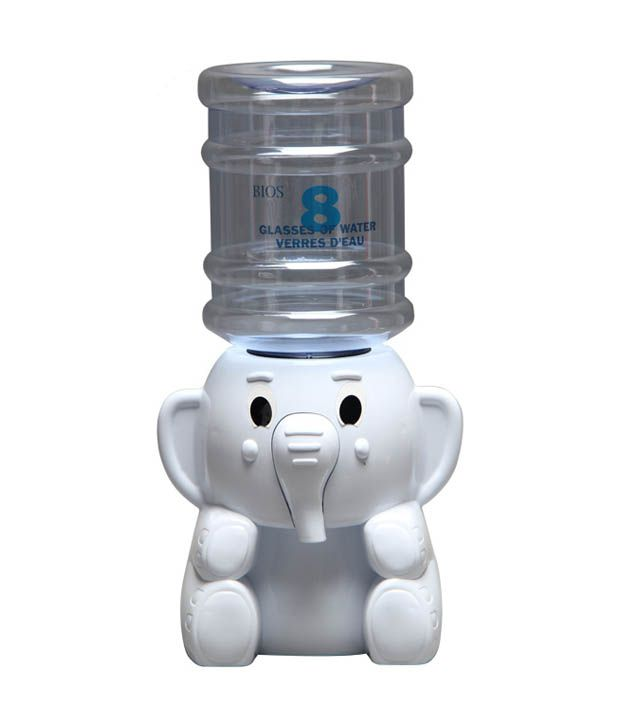 White Elephant Mini Water  Dispenser