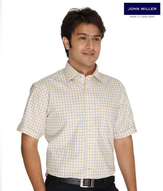 John Miller Cool Formal Shirt