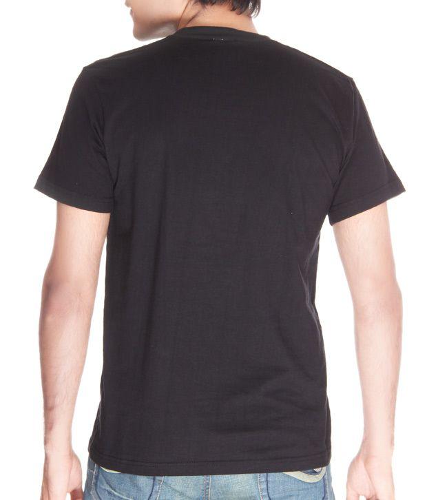 abf94c495 Bravado By Universal Music Black & Gold Abba T-Shirt - Buy Bravado ...