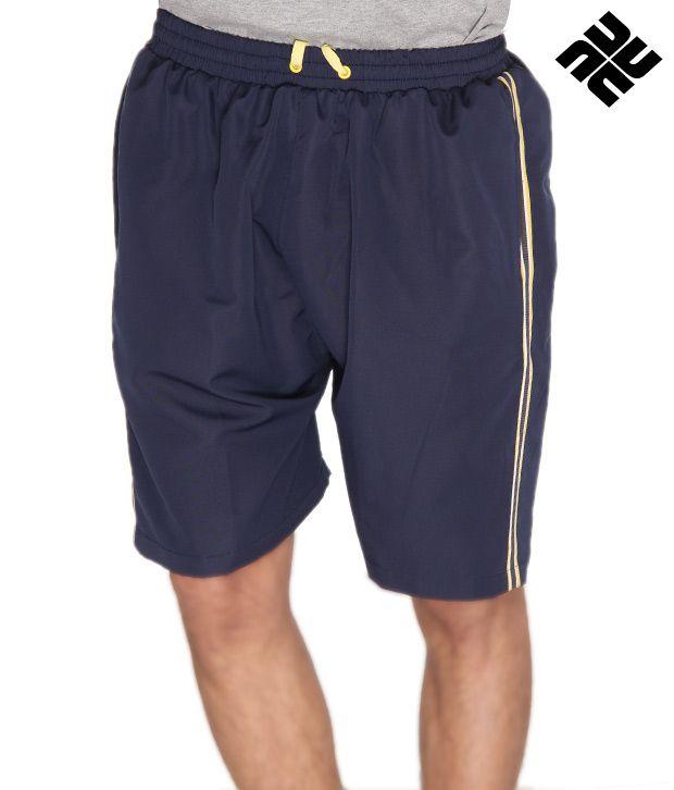 NU9 Cool Blue Shorts