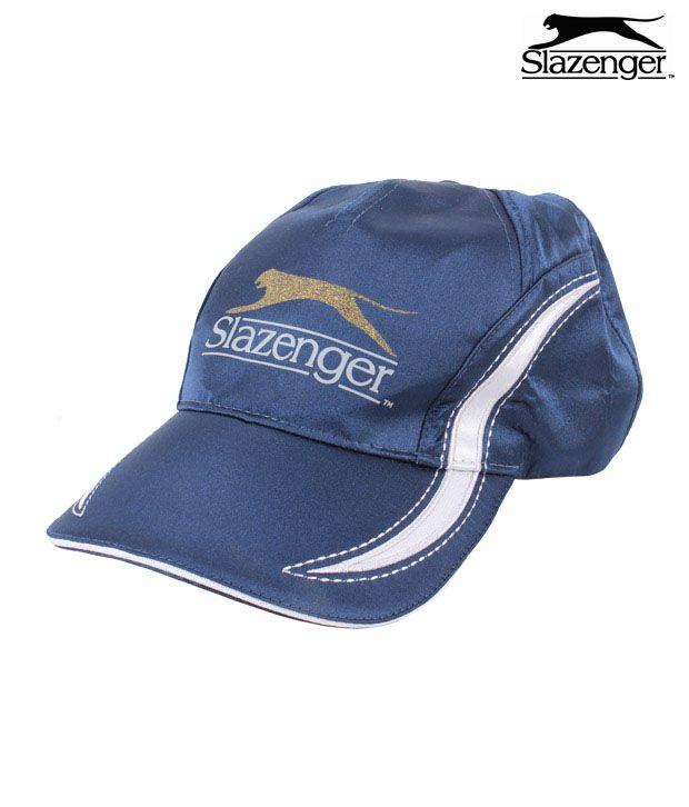 Slazenger Cap (Navy Blue)