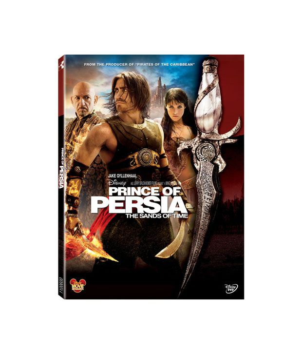 Prince Of Persia The Sands Of Time English Dvd Buy Online At Best Price In India Snapdeal