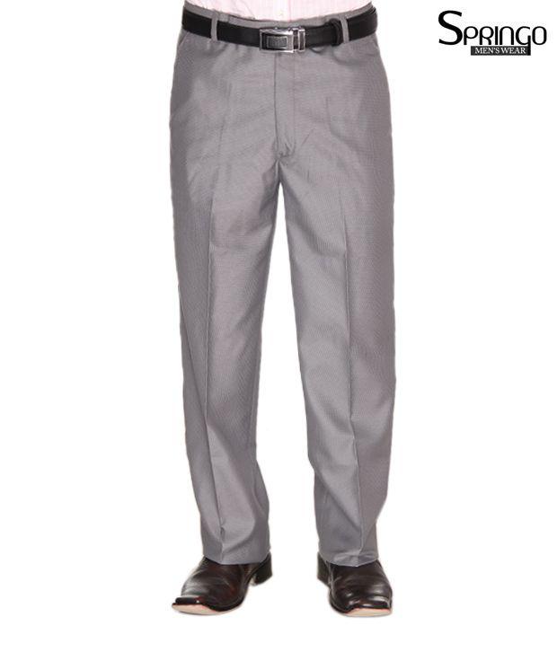 Springo Grey Trousers