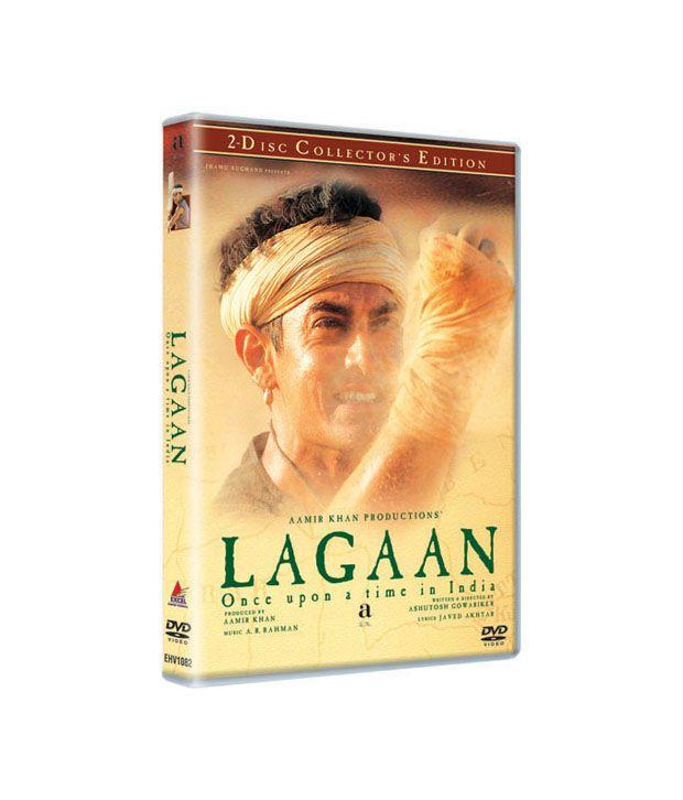 Lagaan: Collector's Edition (Hindi) [DVD]