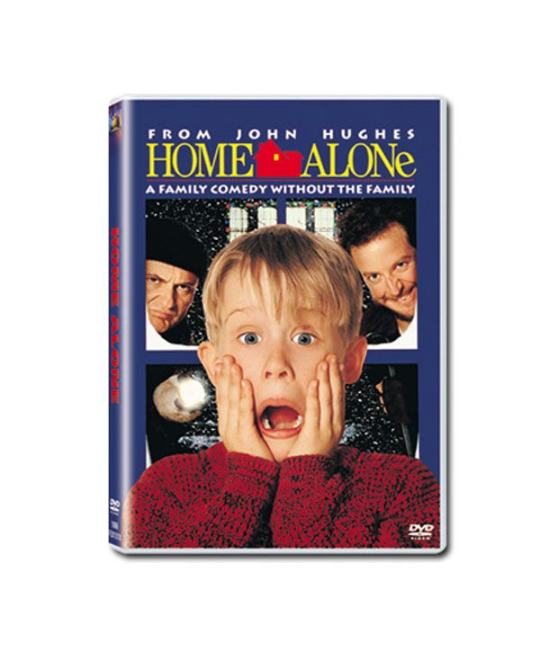 Home Alone (English) DVD