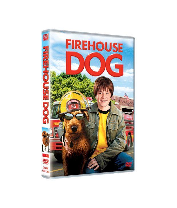 Firehouse Dog (English) [DVD]