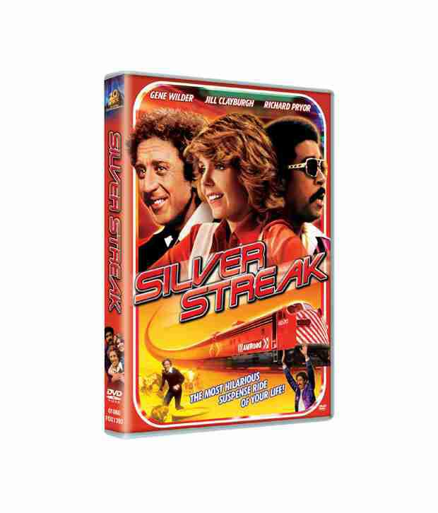Silver Streak (English) DVD