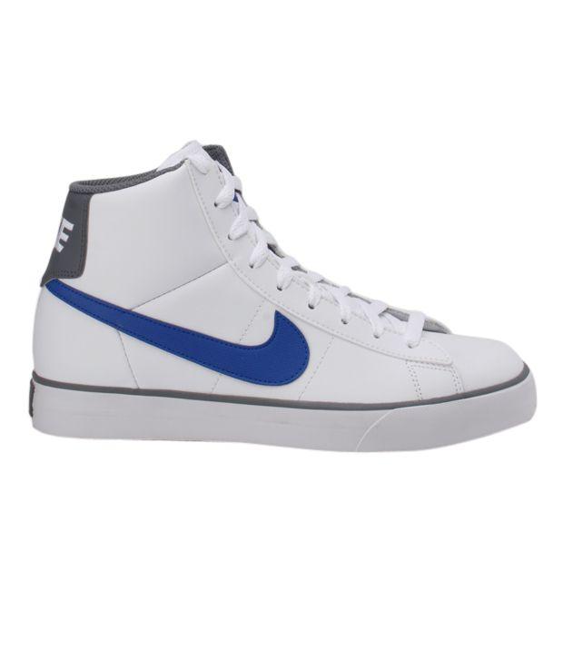 a4d5b745073 Nike Sweet Classic White Ankle Length Sneakers - Buy Nike Sweet ...