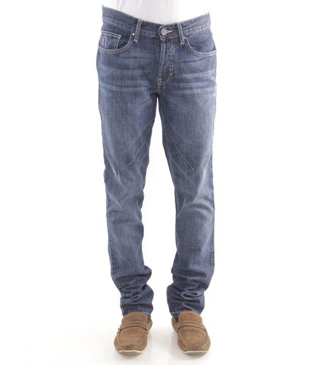 Web Denim Urban Blue Jeans