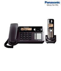 Panasonic Kx-Tg3651 Cordless Landline...