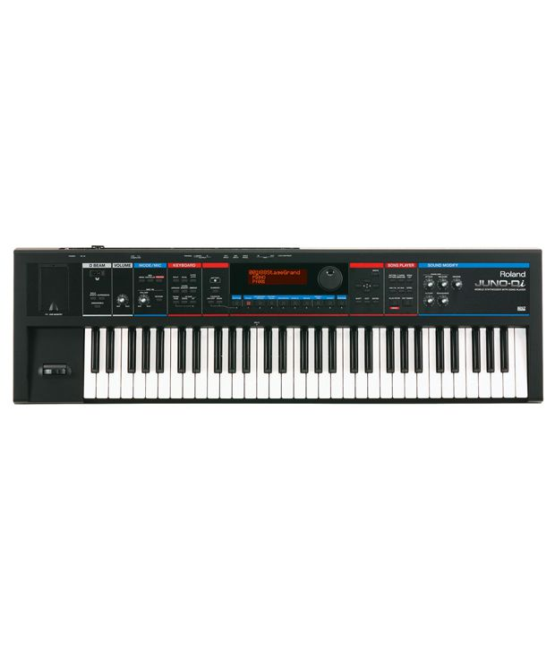 Roland Juno D1 Keyboard   Syntensizer