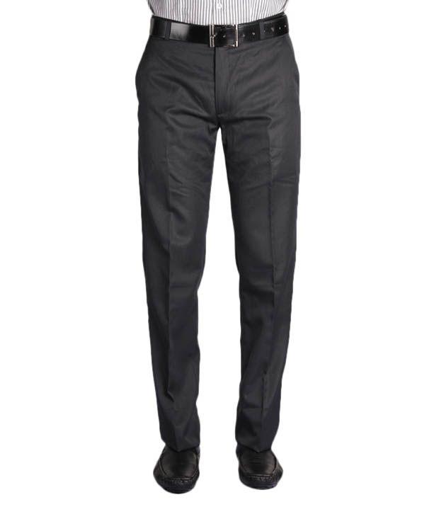 Jogur Deep Blue Striped Men's   Trouser