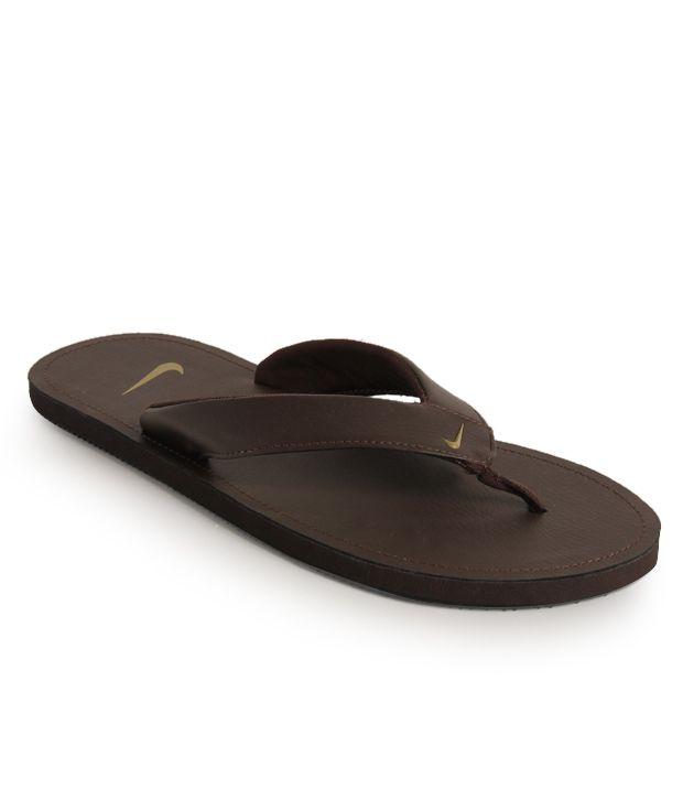 Nike Chroma Thong II Chocolate Brown Slippers