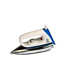 Crompton Greaves CG LD Plus Dry Iron (White & Blue)