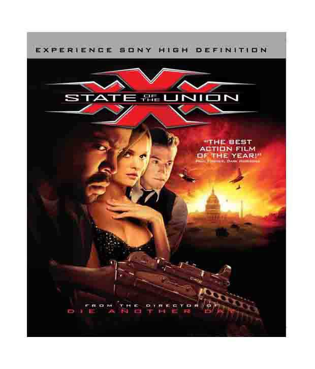Xxx: State Of The Union (English) [Blu-ray]: Buy Online at ...