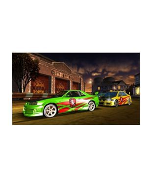 Buy Need For Speed Carbon Psp Online At Best Price In India Snapdeal