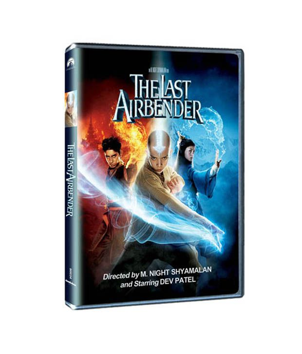 The Last Airbender Tamil Vcd Buy Online At Best Price In India