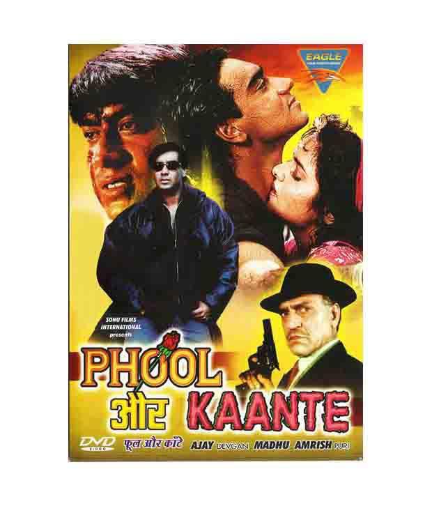 Phool Aur Kaante Hindi Dvd Buy Online At Best Price In India