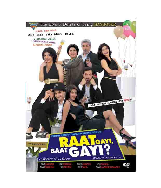 Raat Gayi Baat Gayi (Hindi) [DVD]: Buy Online at Best Price in India -  Snapdeal