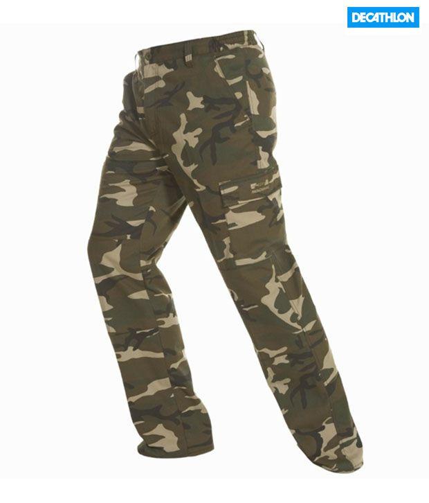 Solognac NAMIB 100 Army Print Men's Pant 8155540