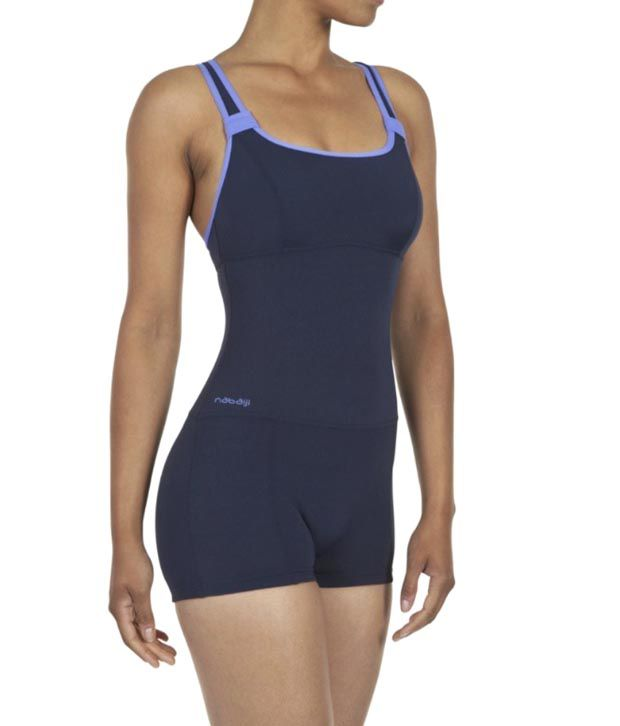 Nabaiji Dary Blue Swimsuit 8197031/ Swimming Costume