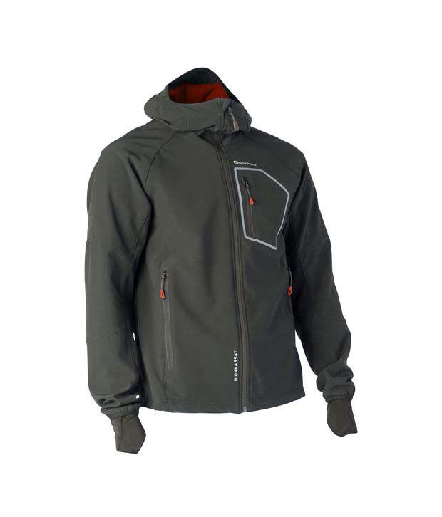 Quechua Softshell Bionnassay Men's Hiking Warm Wear 8197920