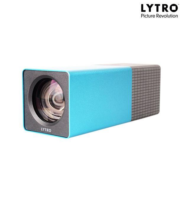 Lytro 11-Megaray Light Field 8GB Camera - (Electric Blue)