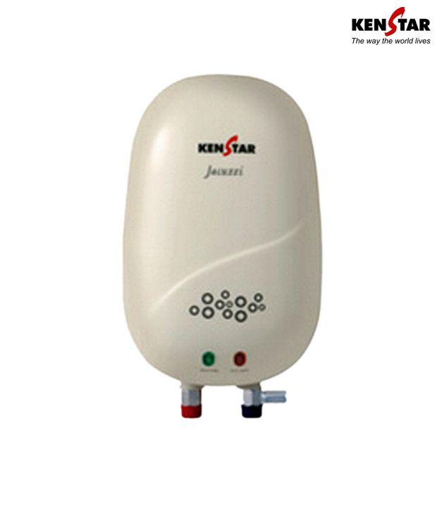Kenstar JACUZZI KGT03W1P 3 L Instant Water Geyser