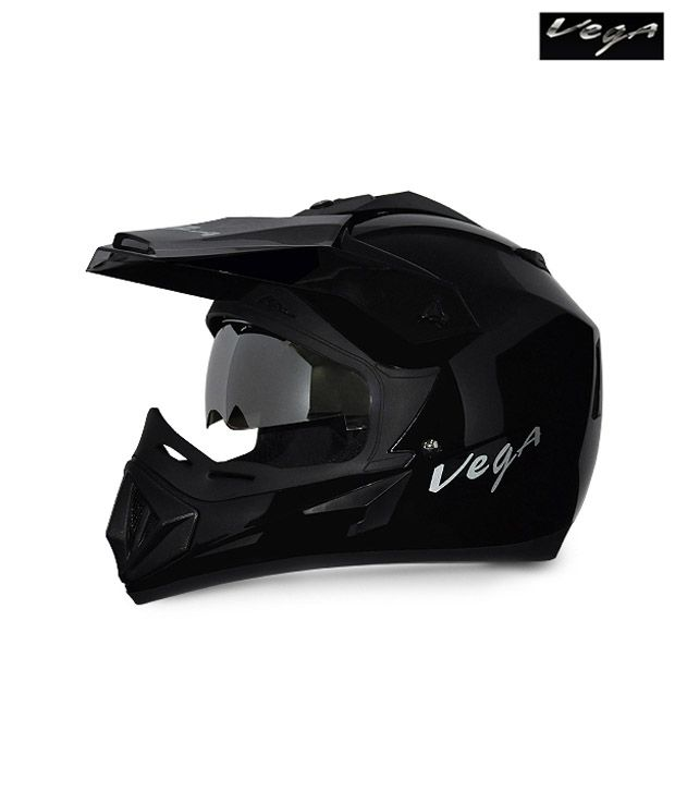 Vega Helmet - Off Road (Black)