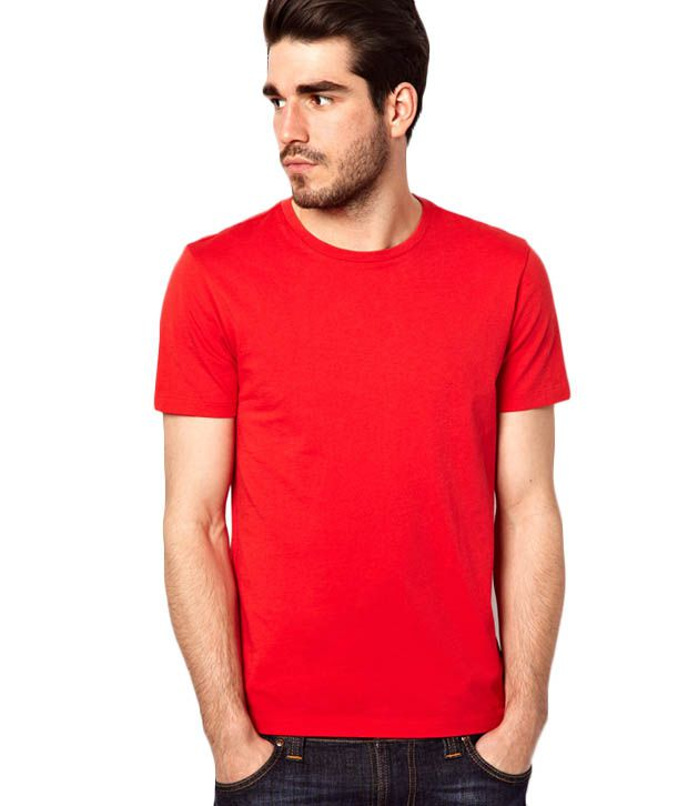 SportZone Red T-Shirt