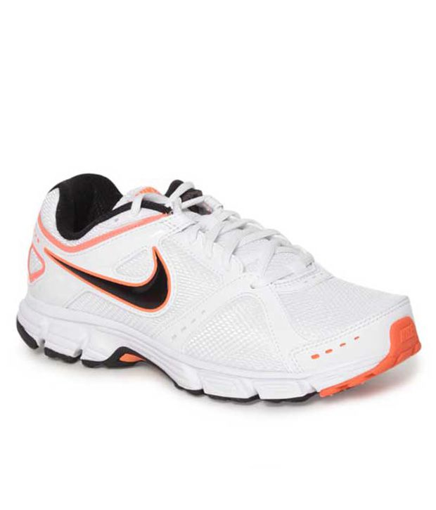 Nike Downshifter 4 MSL White Running Shoes - Buy Nike Downshifter 4 MSL  White Running Shoes Online at Best Prices in India on Snapdeal e264f3ebf