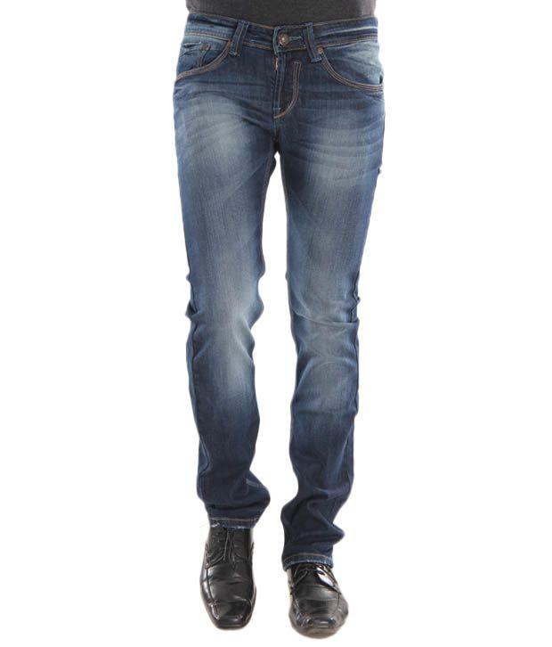 Lemax Classy Blue Men's Jeans