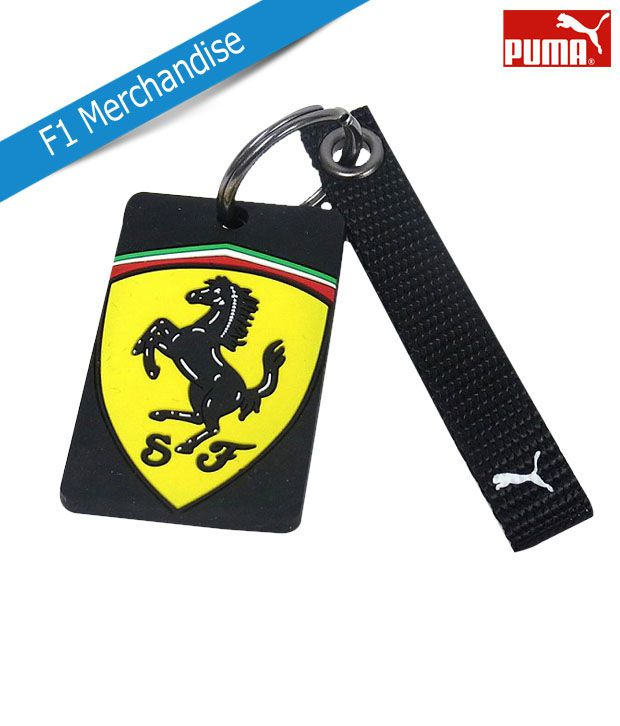 Ferrari Replica Key Ring Black Buy Online At Best Price On Snapdeal