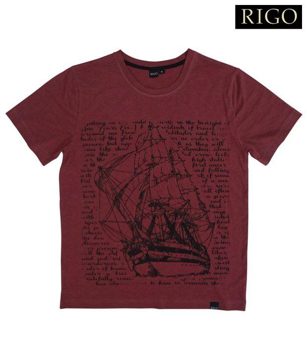 Rigo Wine Voyage T-Shirt