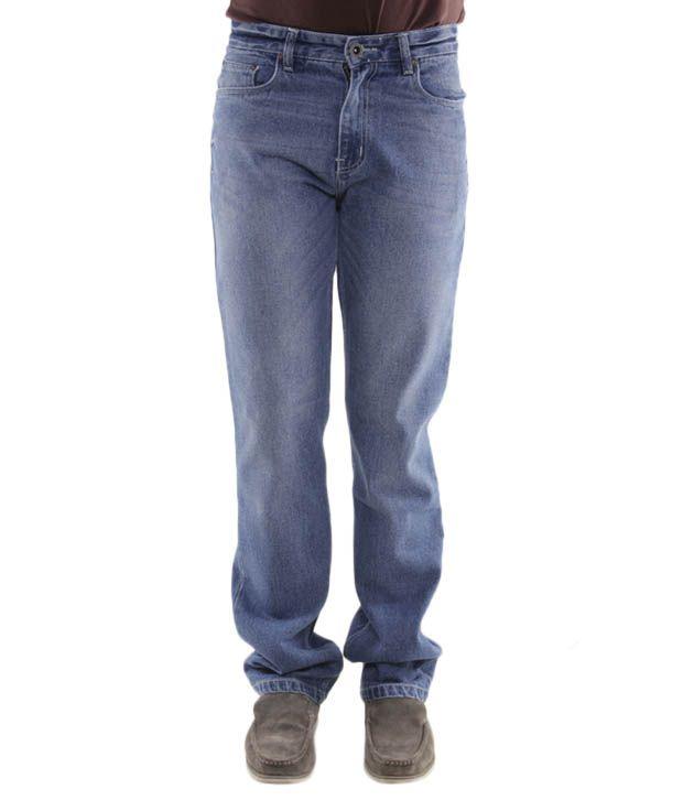 Jogur Cool Light  Blue Men's  Jeans