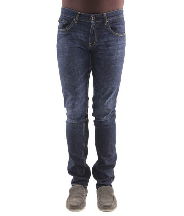 Jogur Indigo Blue Men's Jeans