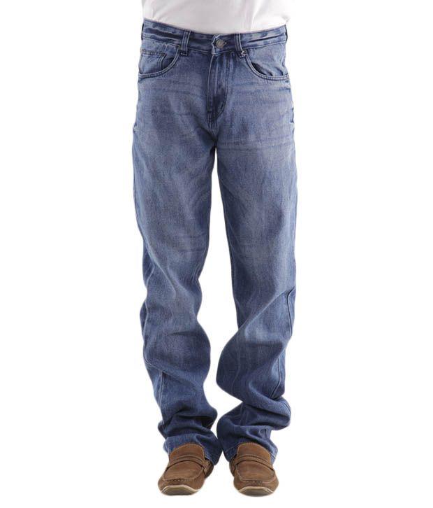 Jogur Light Indigo Men's Jeans