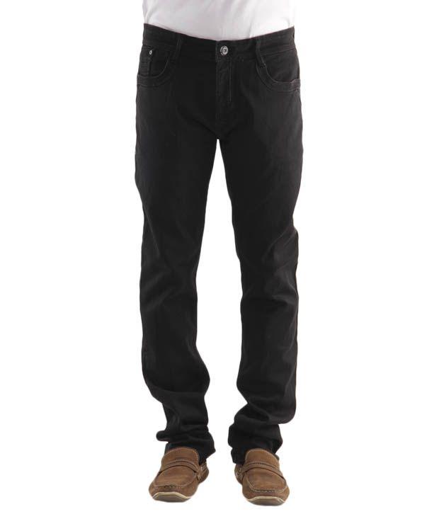 Jogur Cool Black Slim Fit  Jeans