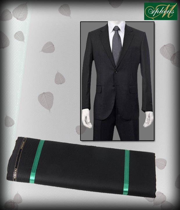 Morpheus Black Suit Length