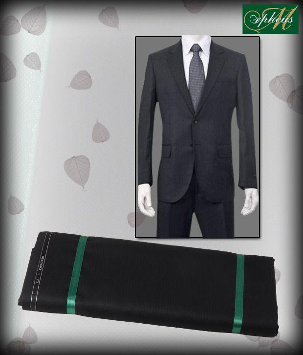 Morpheus Dapper Black Suit Length