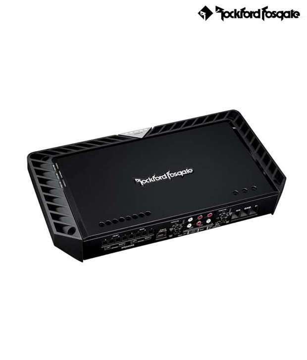 Rockford Fosgate - Power Series -  T600-4 - 600 Watt 4-Channel  Amplifier