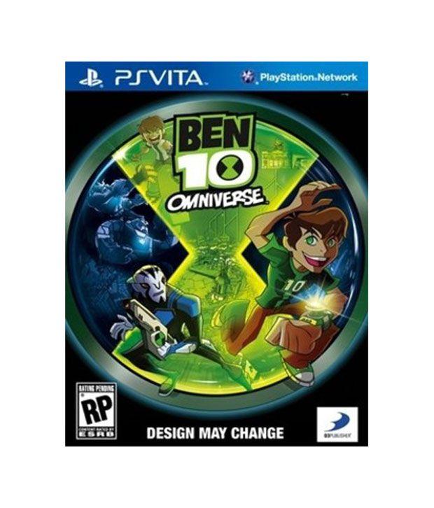Ben 10 Omniverse PS Vita