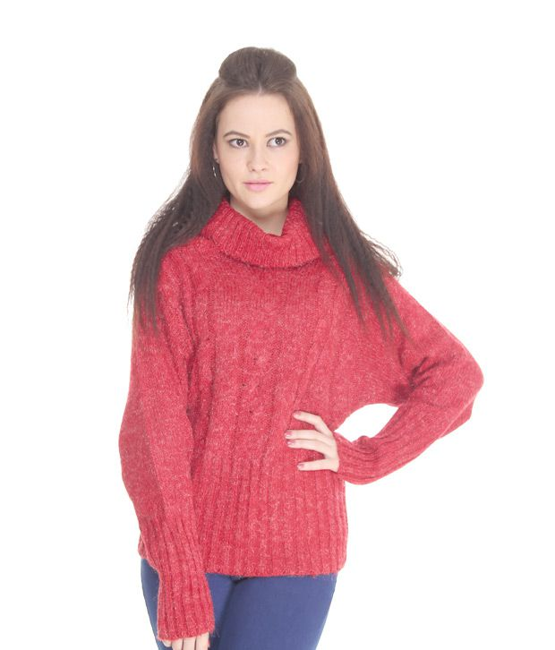 Fort Collins Red Pullover