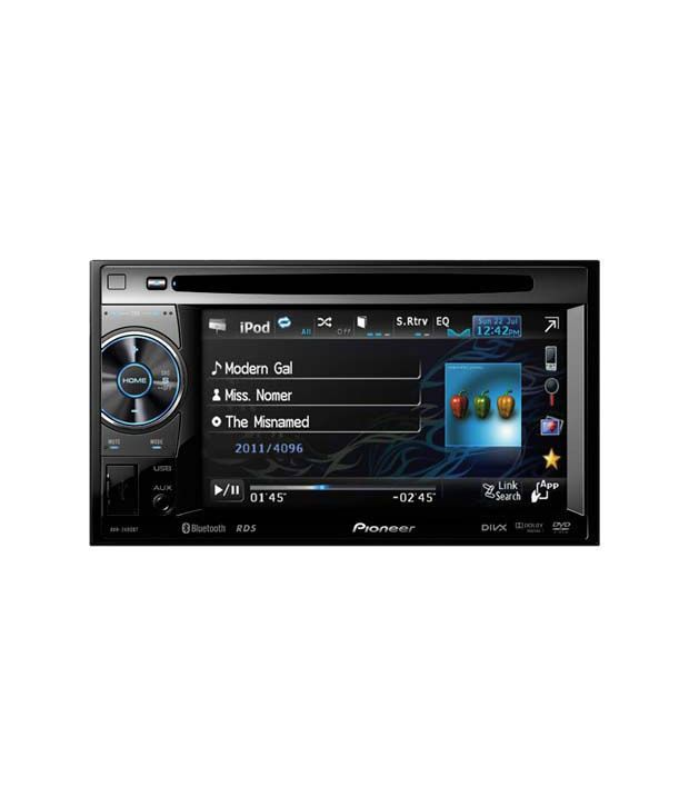 Pioneer - AVH-2590BT - Head Unit (With Free Installation)