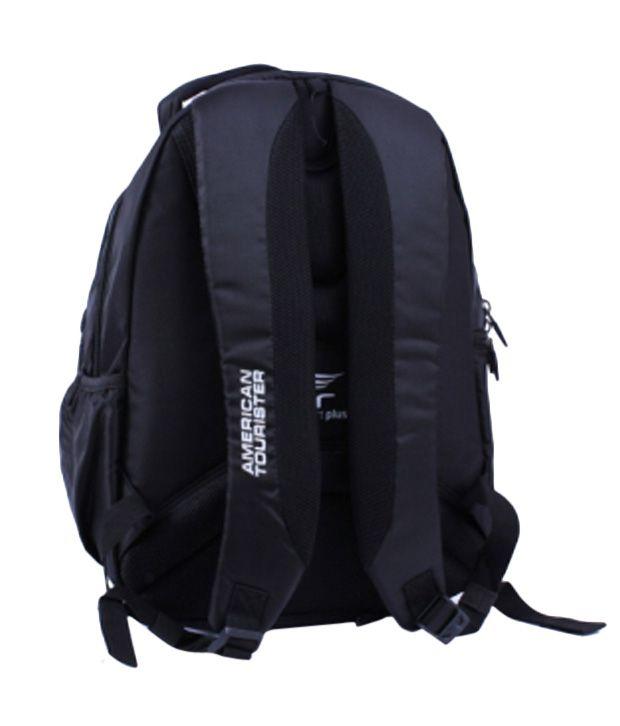 280321b52f American Tourister Cool Black Citi Pro 1 Laptop Backpack - Buy ...