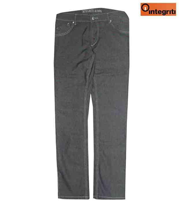 Integriti Cool Grey Men's Jeans