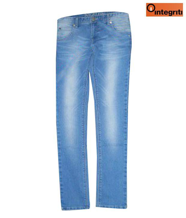 Integriti Blue Cool Men's Jeans