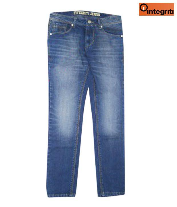 Integriti Cool Blue Men's Jeans
